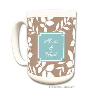 Mugs - Silo Leaves